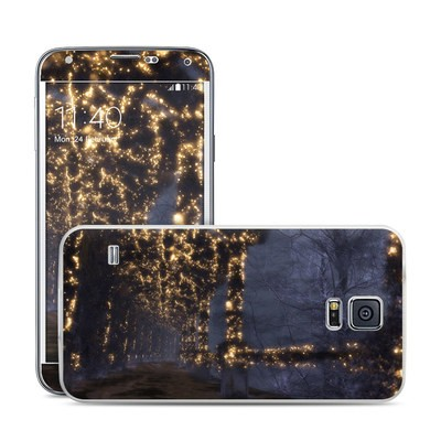 Samsung Galaxy S5 Skin - Shaded Path