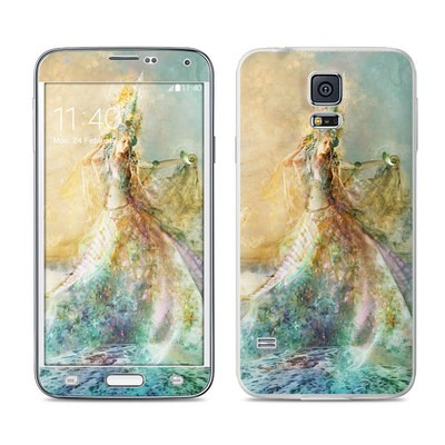 Samsung Galaxy S5 Skin - The Shell Maiden