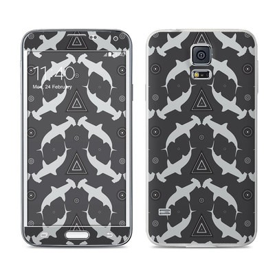 Samsung Galaxy S5 Skin - Shiver of Sharks
