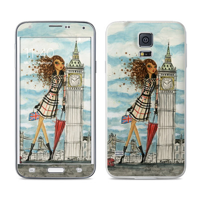 Samsung Galaxy S5 Skin - The Sights London