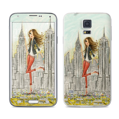 Samsung Galaxy S5 Skin - The Sights New York
