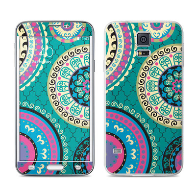Samsung Galaxy S5 Skin - Silk Road