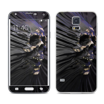 Samsung Galaxy S5 Skin - Skull Breach