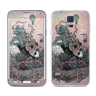 Samsung Galaxy S5 Skin - Sleeping Giant