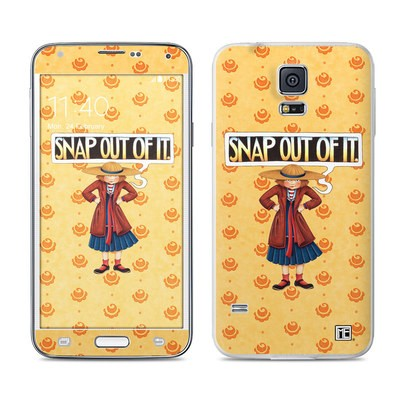 Samsung Galaxy S5 Skin - Snap Out Of It