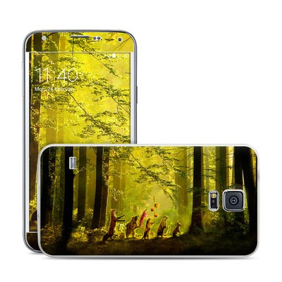 Samsung Galaxy S5 Skin - Secret Parade