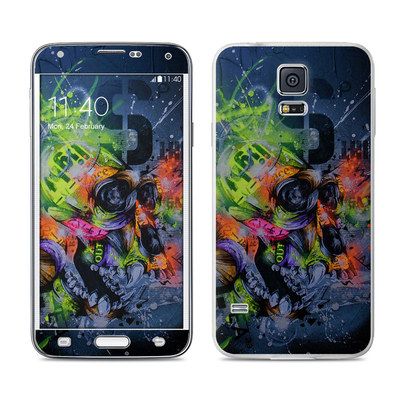 Samsung Galaxy S5 Skin - Speak