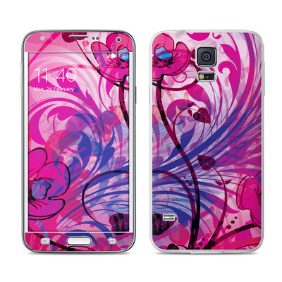 Samsung Galaxy S5 Skin - Spring Breeze