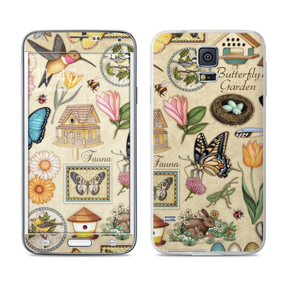 Samsung Galaxy S5 Skin - Spring All