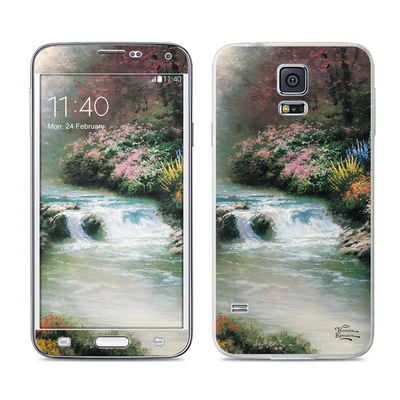 Samsung Galaxy S5 Skin - Beside Still Waters