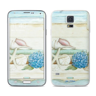 Samsung Galaxy S5 Skin - Stories of the Sea