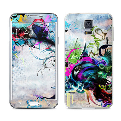 Samsung Galaxy S5 Skin - Streaming Eye