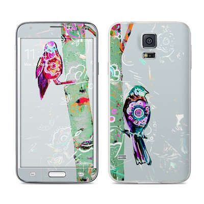 Samsung Galaxy S5 Skin - Summer Birch