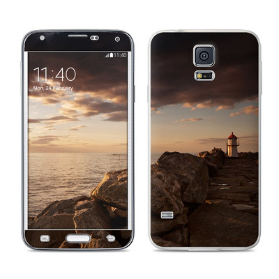 Samsung Galaxy S5 Skin - Sunset Beacon