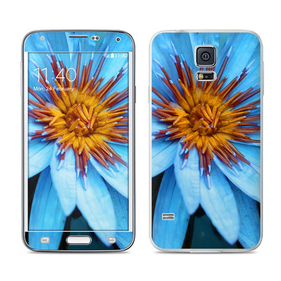 Samsung Galaxy S5 Skin - Sweet Blue