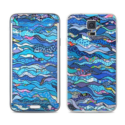 Samsung Galaxy S5 Skin - The Blues