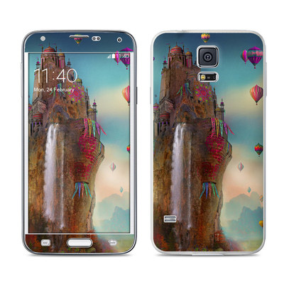 Samsung Galaxy S5 Skin - The Festival