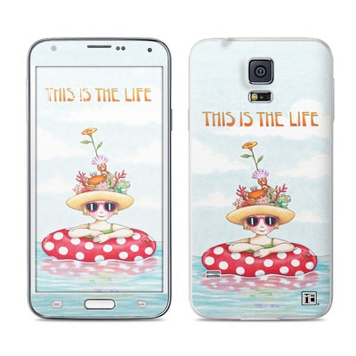 Samsung Galaxy S5 Skin - This Is The Life