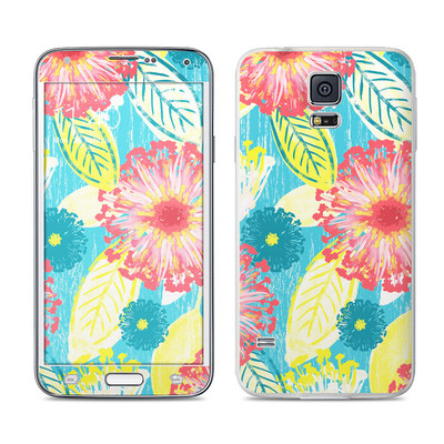 Samsung Galaxy S5 Skin - Tickled Peach