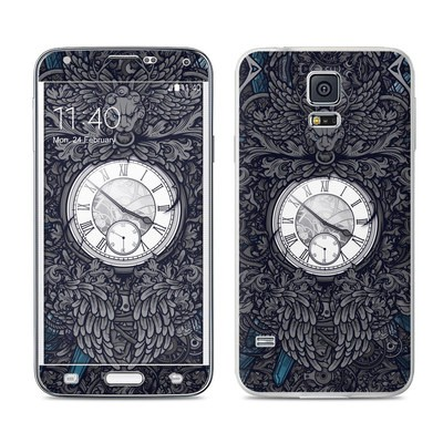 Samsung Galaxy S5 Skin - Time Travel