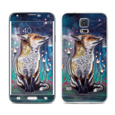 Samsung Galaxy S5 Skin - There is a Light