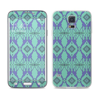 Samsung Galaxy S5 Skin - Tower of Giraffes