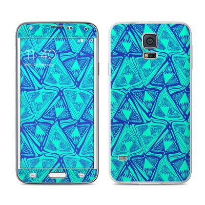 Samsung Galaxy S5 Skin - Tribal Beat