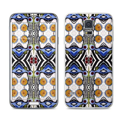 Samsung Galaxy S5 Skin - Tribal Sun