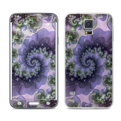 Samsung Galaxy S5 Skin - Turbulent Dreams