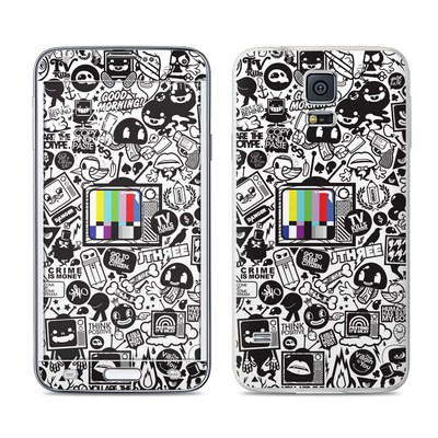 Samsung Galaxy S5 Skin - TV Kills Everything