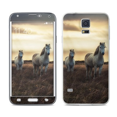 Samsung Galaxy S5 Skin - Hornless Unicorns