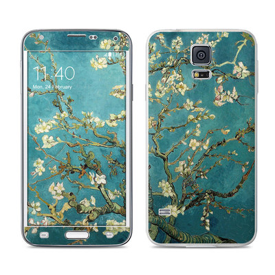 Samsung Galaxy S5 Skin - Blossoming Almond Tree