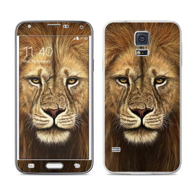 Samsung Galaxy S5 Skin - Warrior