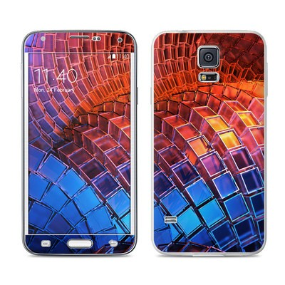 Samsung Galaxy S5 Skin - Waveform