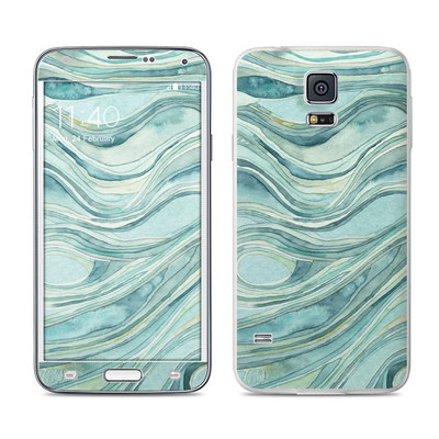 Samsung Galaxy S5 Skin - Waves