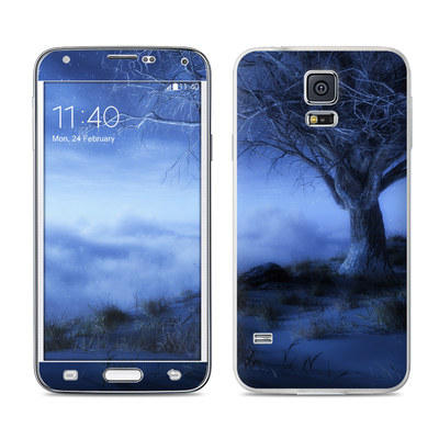 Samsung Galaxy S5 Skin - World's Edge Winter