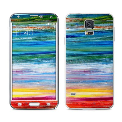 Samsung Galaxy S5 Skin - Waterfall