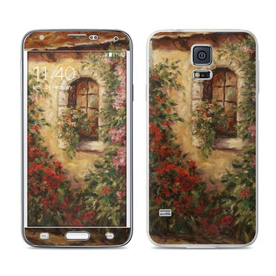 Samsung Galaxy S5 Skin - The Window