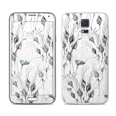 Samsung Galaxy S5 Skin - Wildflowers