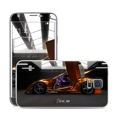 Samsung Galaxy S5 Skin - Z33 Light