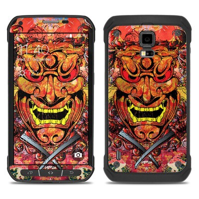 Samsung Galaxy S5 Active Skin - Asian Crest
