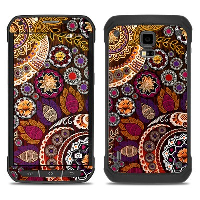 Samsung Galaxy S5 Active Skin - Autumn Mehndi