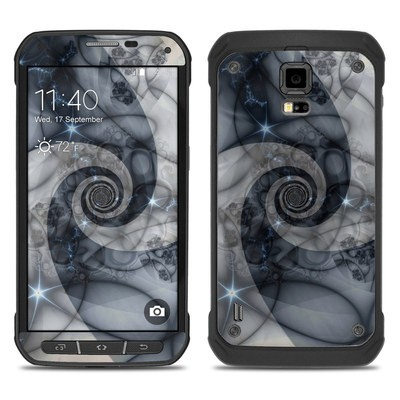 Samsung Galaxy S5 Active Skin - Birth of an Idea