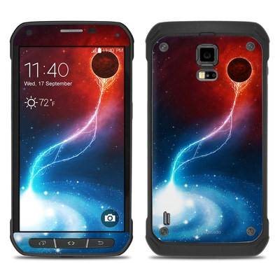 Samsung Galaxy S5 Active Skin - Black Hole