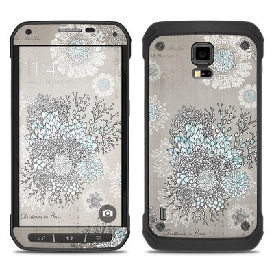 Samsung Galaxy S5 Active Skin - Christmas In Paris