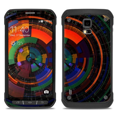 Samsung Galaxy S5 Active Skin - Color Wheel