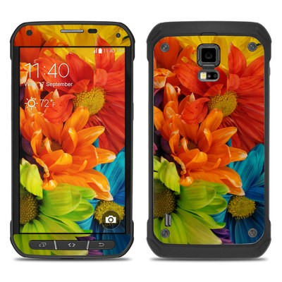 Samsung Galaxy S5 Active Skin - Colours