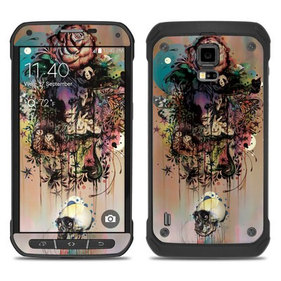 Samsung Galaxy S5 Active Skin - Doom and Bloom