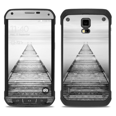 Samsung Galaxy S5 Active Skin - Dock