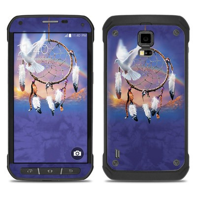 Samsung Galaxy S5 Active Skin - Dove Dreamer